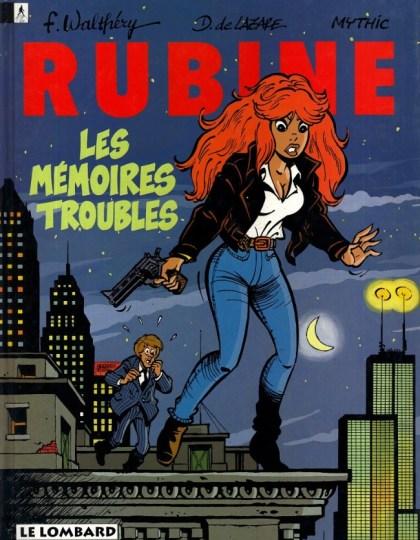 Rubine - 13 tomes