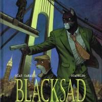 Blacksad - Tome 6 - Alors, tout tombe (1/2) : Juan Diaz Canales et Juanjo Guarnido