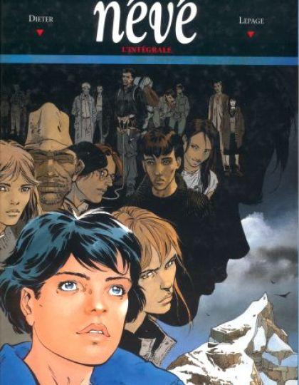 Névé - Intégrale 5 tomes