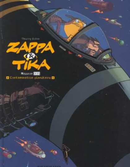 Zappa & Tika Tomes 1 & 2