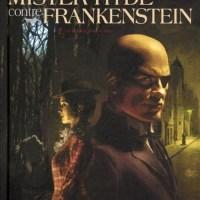 Mister Hyde contre Frankenstein - Tome 1 - La Dernière nuit de Dieu : Dobbs et Antonio Marinetti