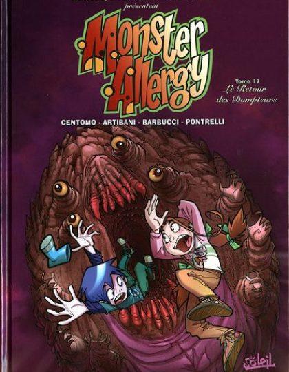 Monster Allergy - Tome 17