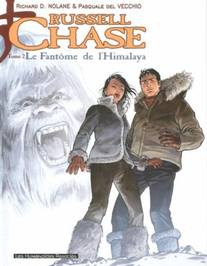 Russell Chase - 3 tomes