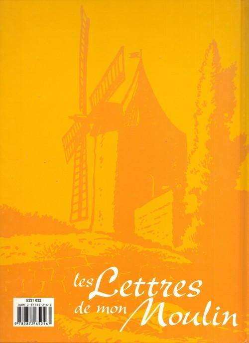 les lettres de mon moulin mittei bd