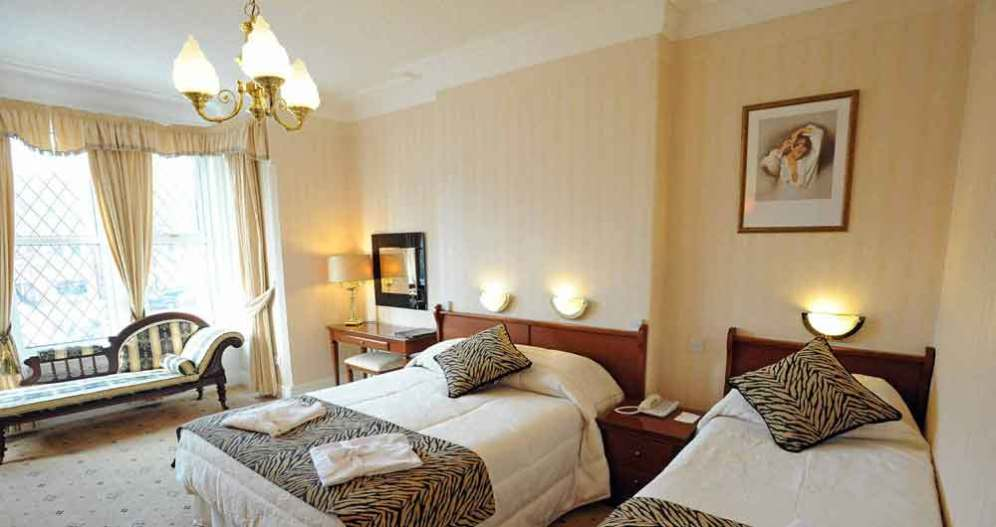 The Bedford Hotel, Lytham St.Annes - Rooms