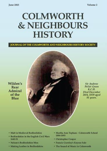 Local Books – Bedfordshire Local History Association