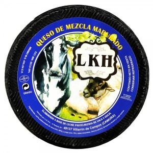 Queso semicurado Mezcla LKH Bedoya
