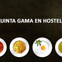 Productos de Quinta Gama para hostelería