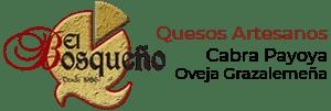 logotipo quesos el bosqueno