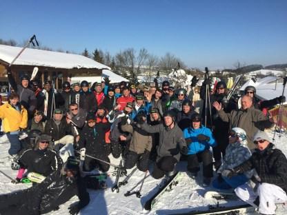Bedrijfsfeest Wintersport Winterberg