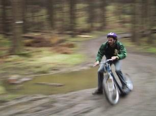 Downhillsteppen Winterberg
