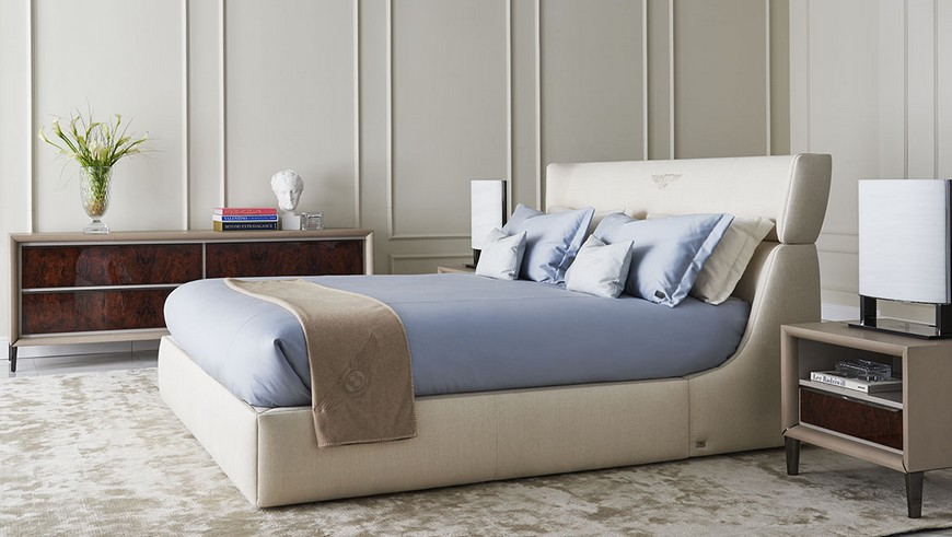 Contemplate The Most Luxurious Beds Designed By Bentley