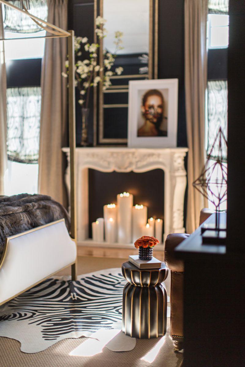 Jessie D Miller Designs An Art Deco Bedroom You Must See
