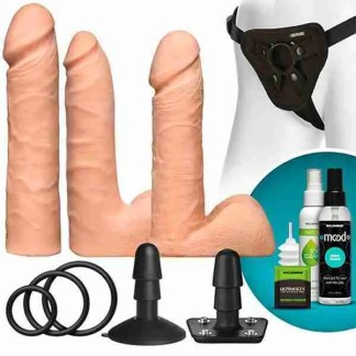 Vac-U-Lock Dual Density UltraSKYN Flesh Set 1