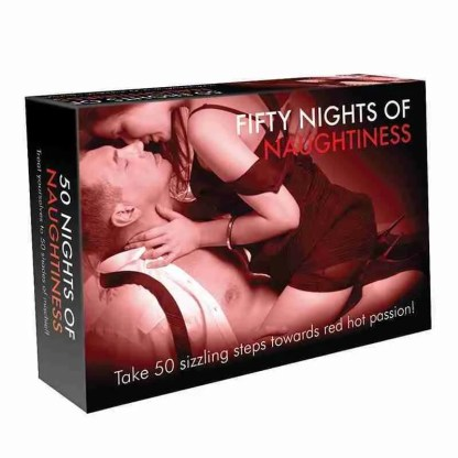Fifty Nights Of Naughtiness Game 1