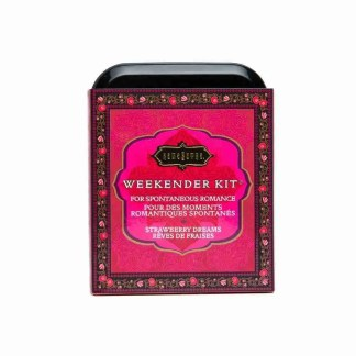 Kama Sutra Weekender Kit In A Tin Strawberry Dreams 1