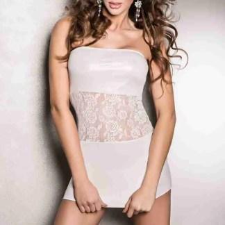 Passion Sati Dress White