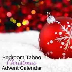 Bedroom Taboo Christmas Advent Calendar