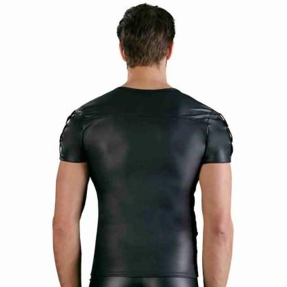 NEK Matt Black Straight Cut Shirt 3