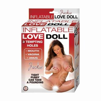 Jackie Inflatable Love Doll 1