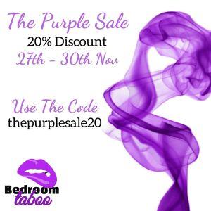The Pruple Sale 2020