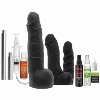 Kink Power Ranger Cock Collector 10 Piece Kit 1