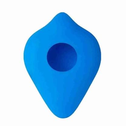 Shagger Dildo Base Stimulation Cushion Blue 2