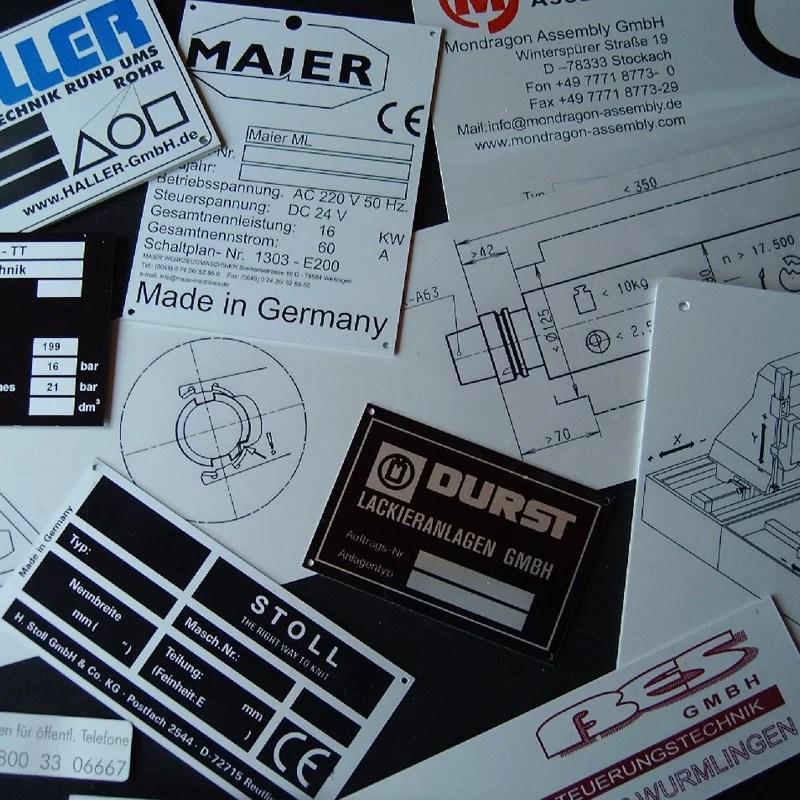 Artikel für den Siebdruck bei Posprint Bedruckungen, Beispielbild
