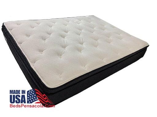 pillow top mattress cobble hill by symbol mattress