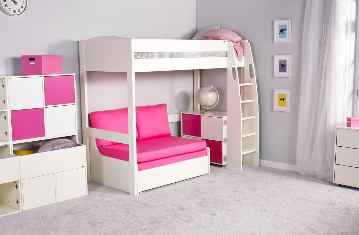 Image Result For Bunk Beds With Stairs And Desk For Sale