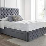 Giltedge Beds Backcare Comfort 4ft Small Double Divan Bed
