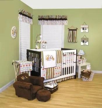 Dr Seuss ABC Nursery Bedding & Decor