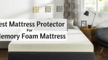 Best Mattress Protector For Memory Foam Mattress