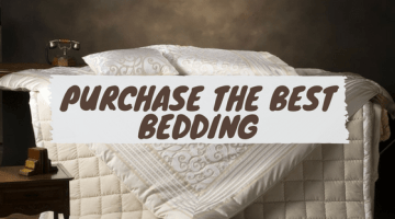 Get Ideas To Purchase The Best Bedding