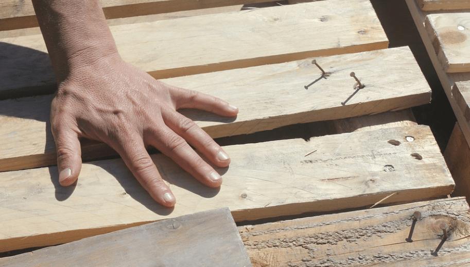 building platform bed