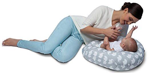 infant lounger pillow