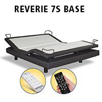 Reverie 7S Wireless Adjustable Base - Best Adjustable Base Foundation
