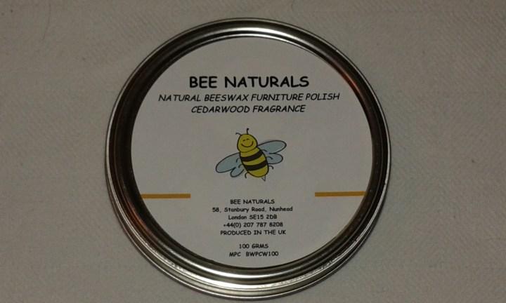 how to make beeswax polish uk
