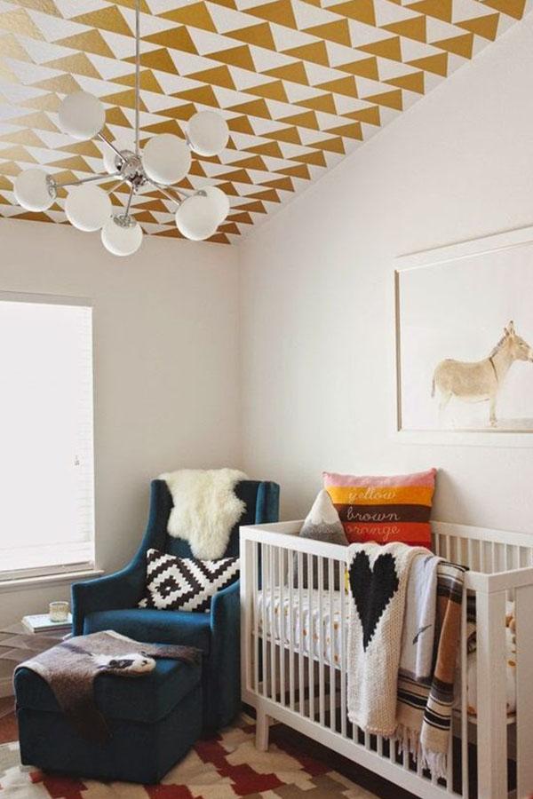 Nursery design inspiration for One Room Challenge Week 1