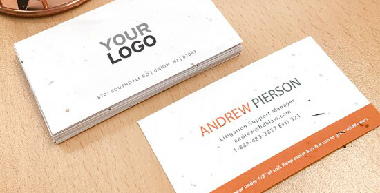 seed-paper-business-cards
