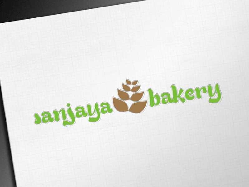Desain Logo Sanjaya Bakery corporate brand identity desain logo Corporate Brand Identity Desain Logo desain logo roti sanjaya bakery e1463459440523