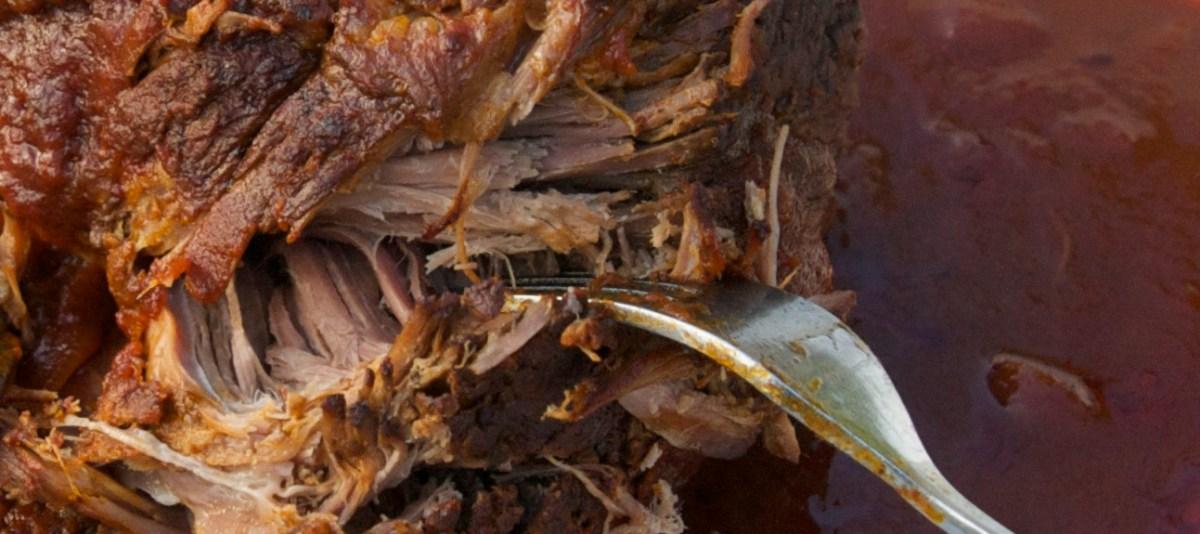 Fiery chipotle beef brisket