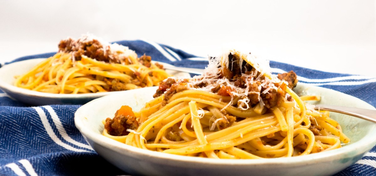 My favourite bolognese