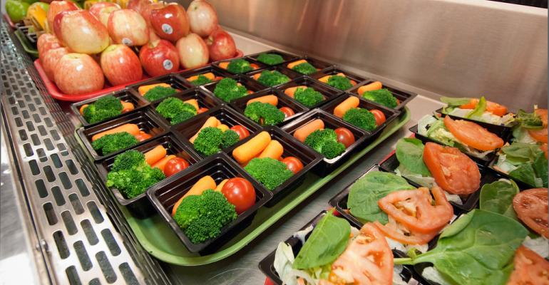 Keloland School Cafeteria Food Issues