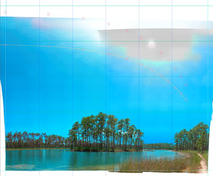 Plotting the Sun's Track