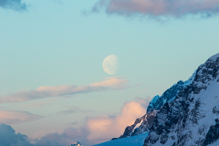 Sideways Moon (closeup)