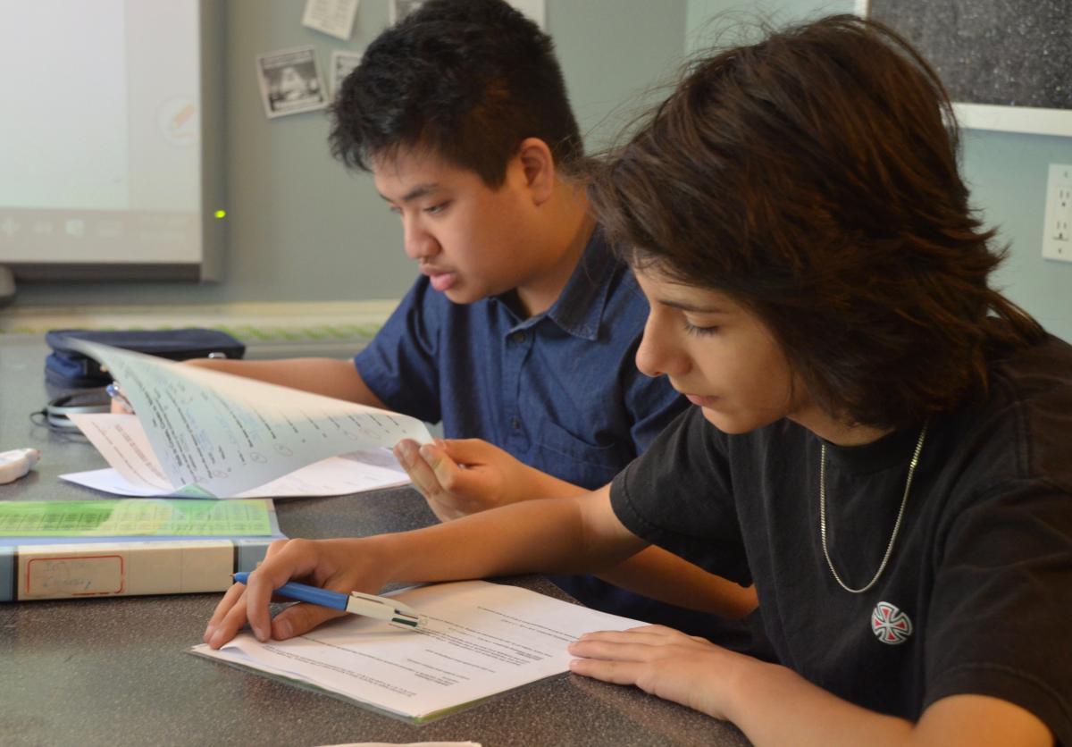 Loyola High School Math Placement Test