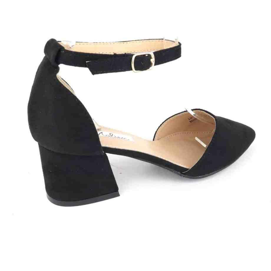 Sandalo sabot con tacco comodo