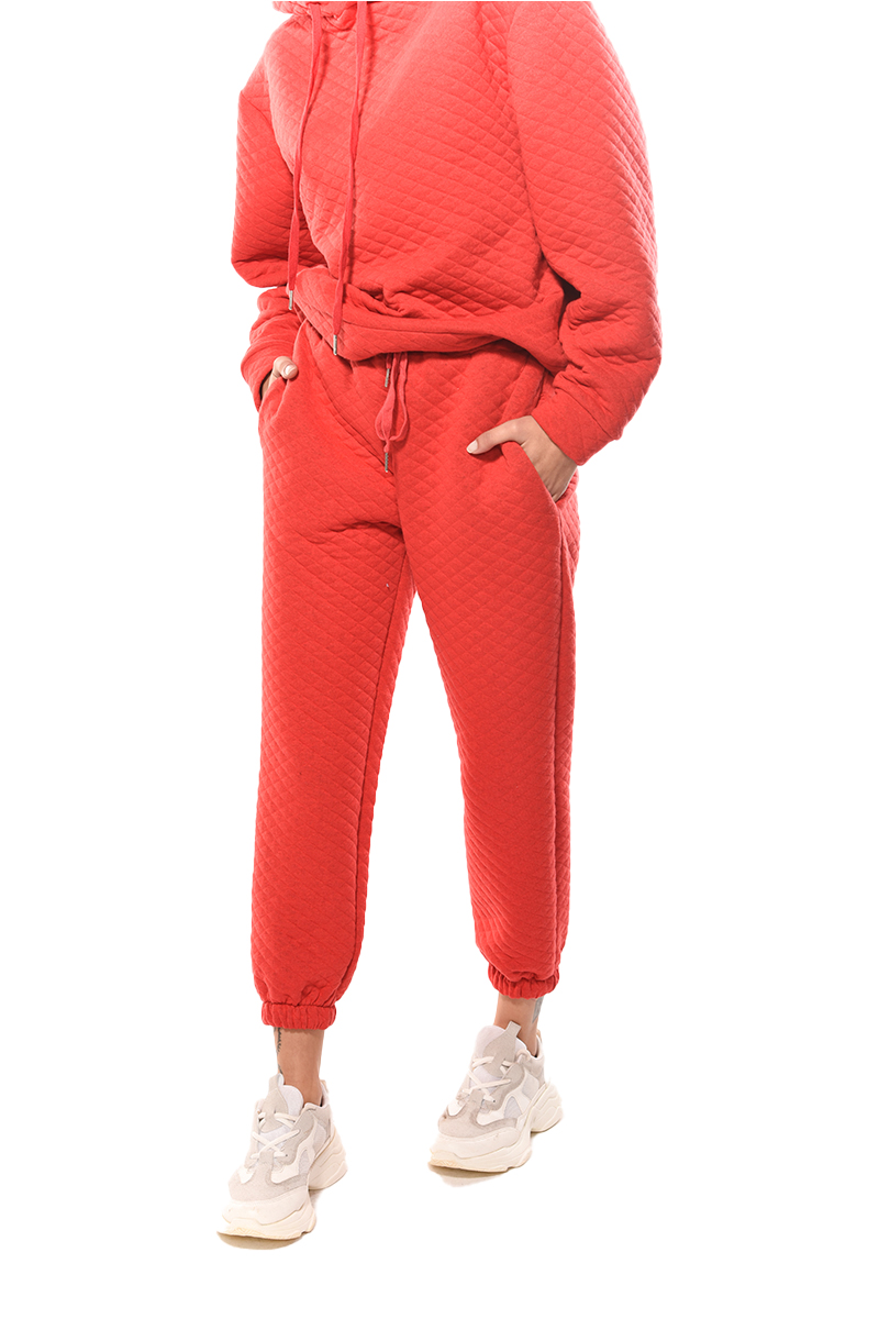 Pantalone Suit trapuntato ELSA