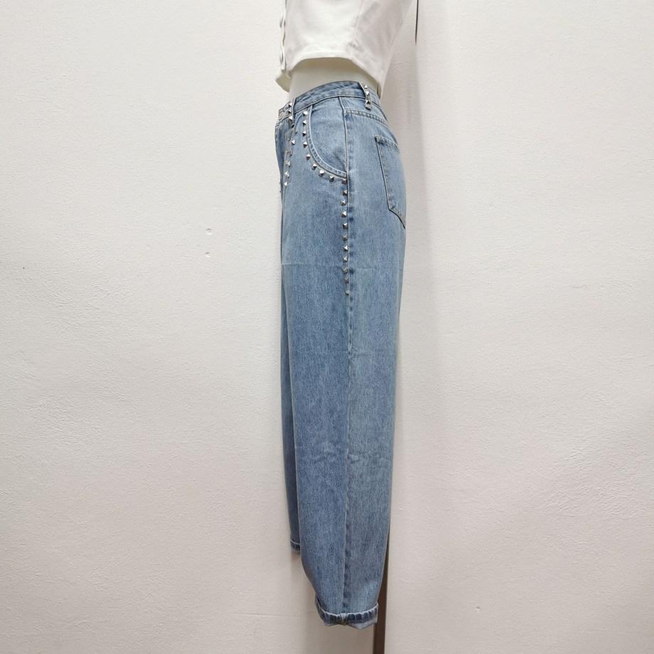 Jeans Borchiette2